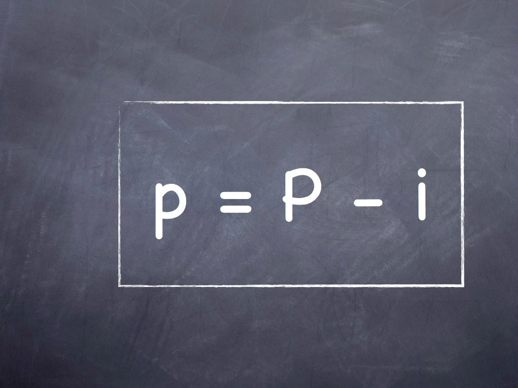 Eenvoudige formule voor succes