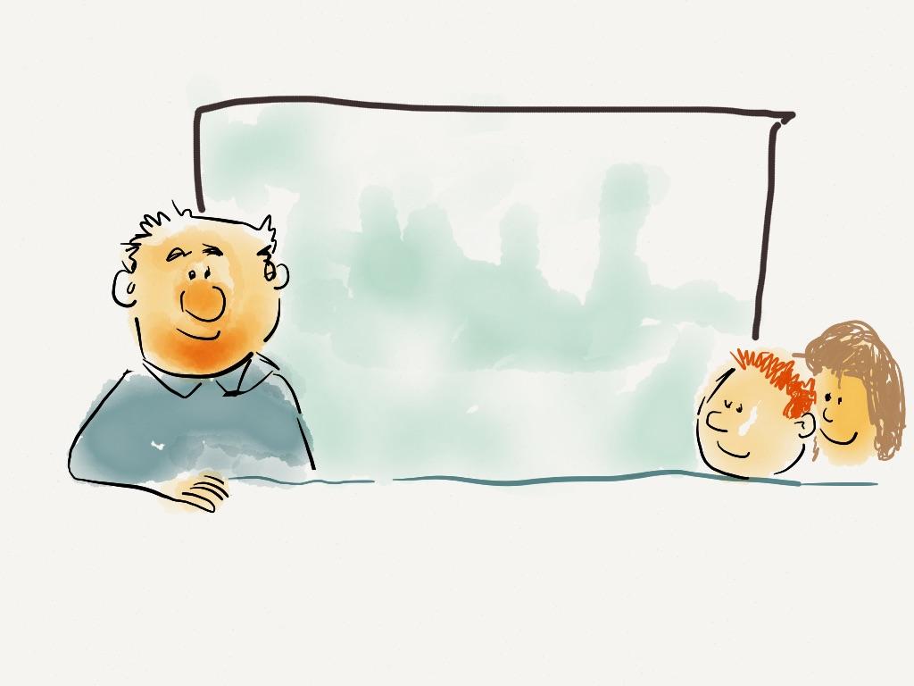De belangrijkste les uit je kindertijd: Kijk vaker uit het raam